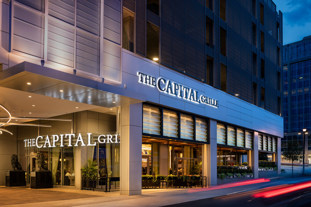 The Capital Grille: Restaurante especializado en carnes y vinos abrirá en Costa Rica